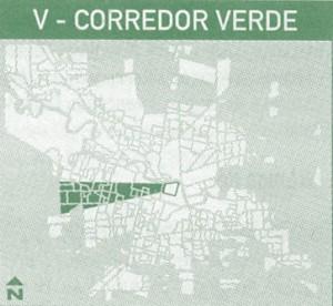 corredor verde - Transporte urbano de la ciudad de Córdoba