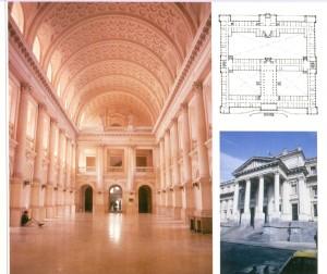 Palacio de Justicia de Córdoba - Fotos y plano