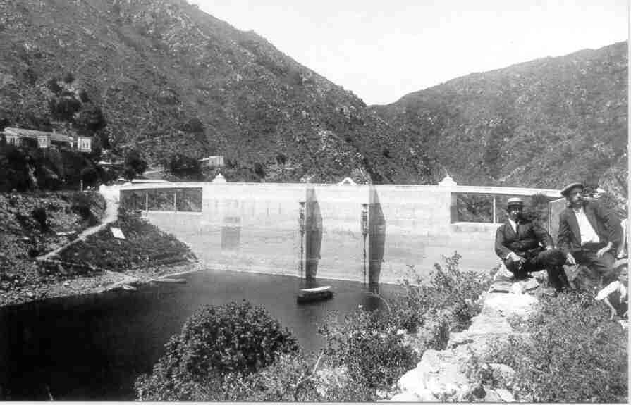 Historia del dique San Roque � Dayana