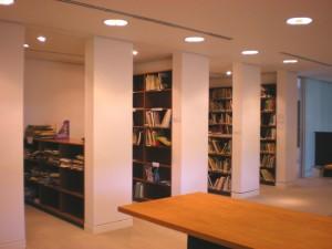 biblioteca museo caraffa