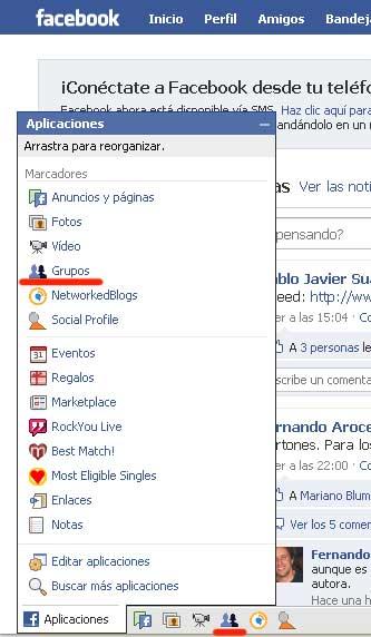 facebook grupos miembros