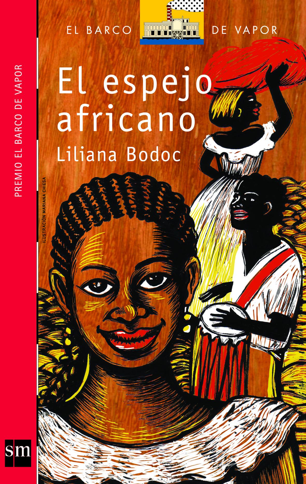 Rese a del libro el espejo africano de liliana bodoc dayana for Espejo que no invierte la imagen