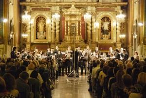 Coro de Cámara  en la Iglesia de la Compañía